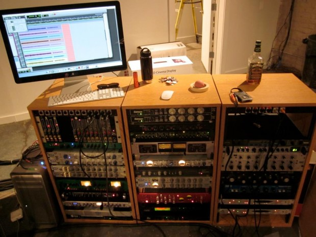 outboard gear computer room 17